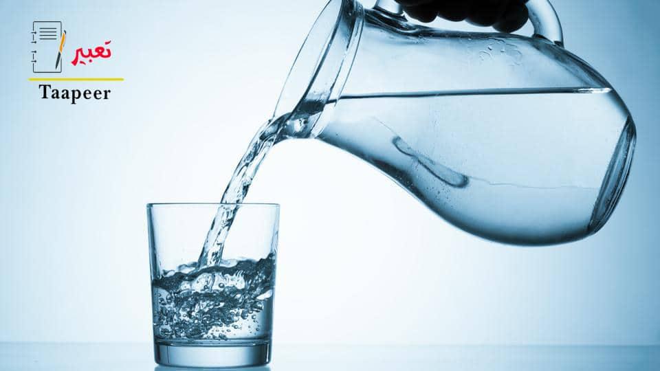 أضرار قلة شرب الماء 1